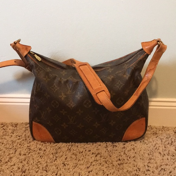 Louis Vuitton Handbags - LV BOULOGNE 35 cdaaaf2d2e88